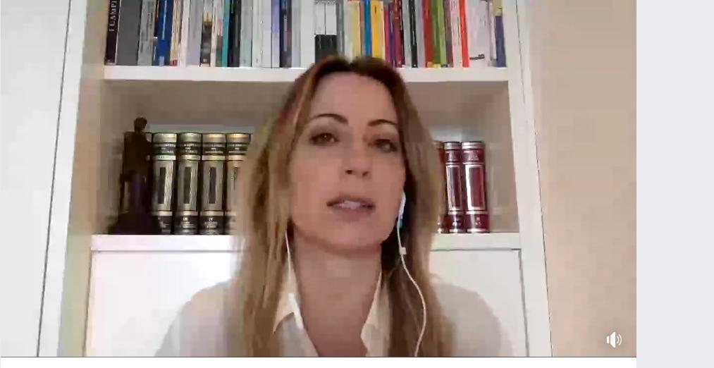 Lucia Fortini su riapertura scuole in fase post-Covid – 4 maggio 2020