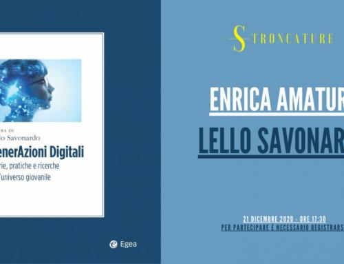 """""""GenerAzioni digitali. Teorie, pratiche e ricerche sull'universo giovanile"""". Presentazione volume"""